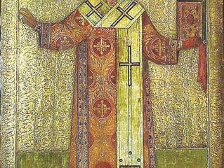 Святитель Филипп, Митрополит Московский и Всея Руси, чудотворец