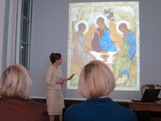 Лекция о Богословии иконы