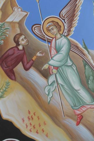 Беседа Каина и Господа в виде Ангела