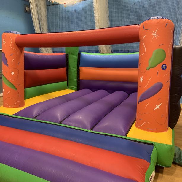 15 x 12 Balloon Bouncy Castle