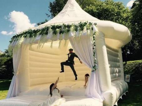 Wedding Bouncy Castle Hire?