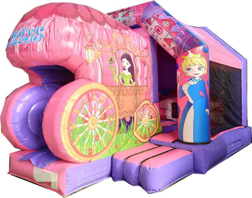 18 x 14 Princess Combi Castle 1