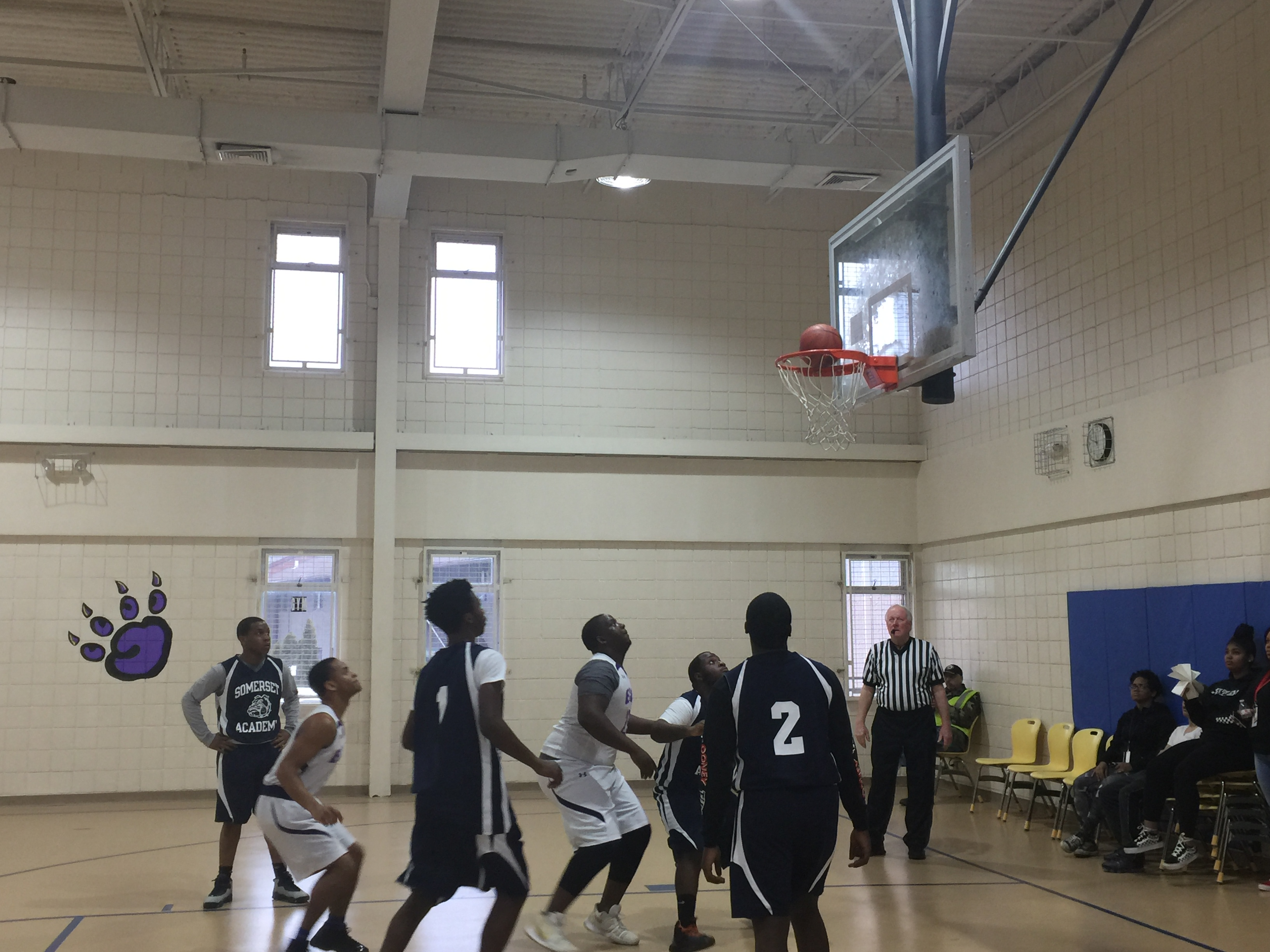 ECA Panthers vs Somerset Academy