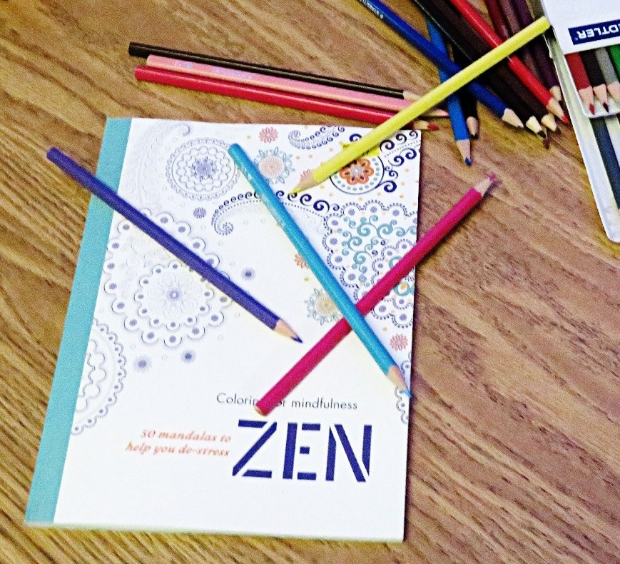 Zen Out & Color