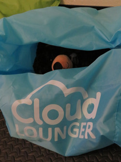 Bear In The Cloud Lounger