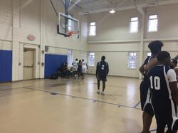 ECA players help injured opponent