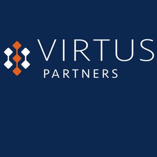 Virtus logo design