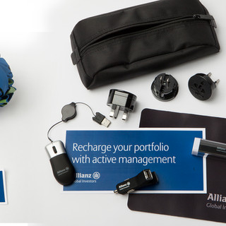 Allianz active management marketing campaign
