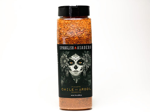 Chile De Árbol Seasoning 1 1/2 lbs Bottles