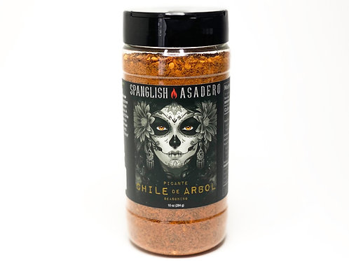 Chile De Árbol Seasoning 10 oz