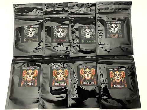 """La Colección"" & Black Label Sampler 8 Pack"