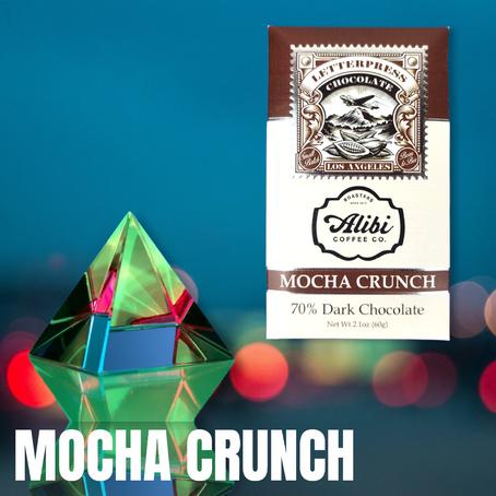 Letterpress Mocha Crunch