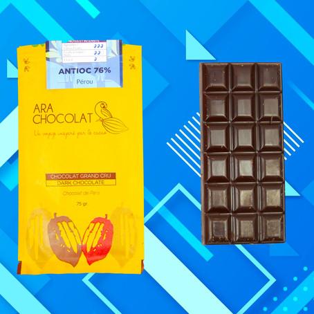 ARA CHOCOLAT ANTIOC 76%