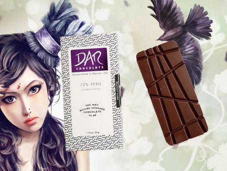 DAR CHOCOLATE PERU 72%