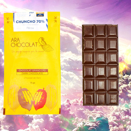 ARA CHOCOLAT CHUNCHO 70%