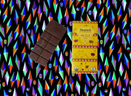 SHATTELL - BEAN TO BAR CHOCOLATE