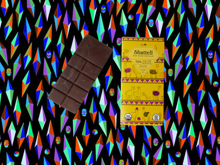 SHATTELL - BEAN TO BAR CHOCOLATE