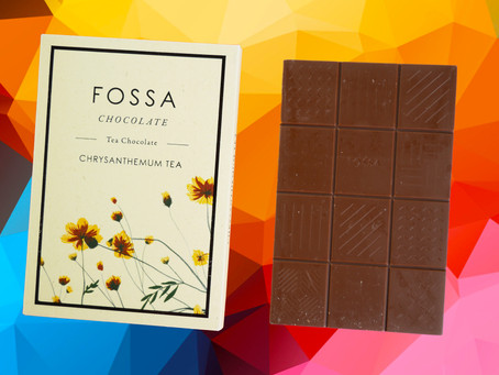 FOSSA CHRYSANTHEMUM TEA CHOCOLATE