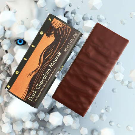 ZOTTER DARK CHOCOLATE MOUSSE