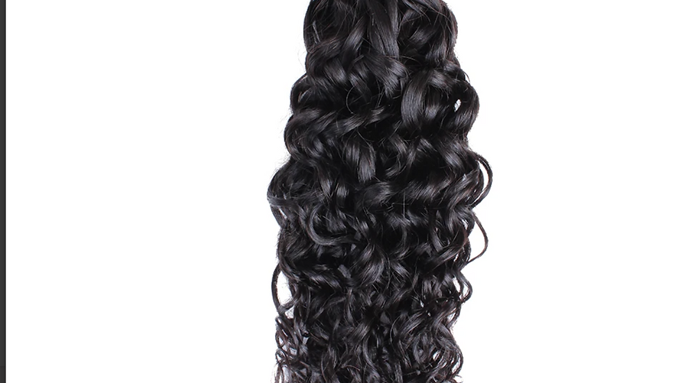 Water Wave Virgin Hair