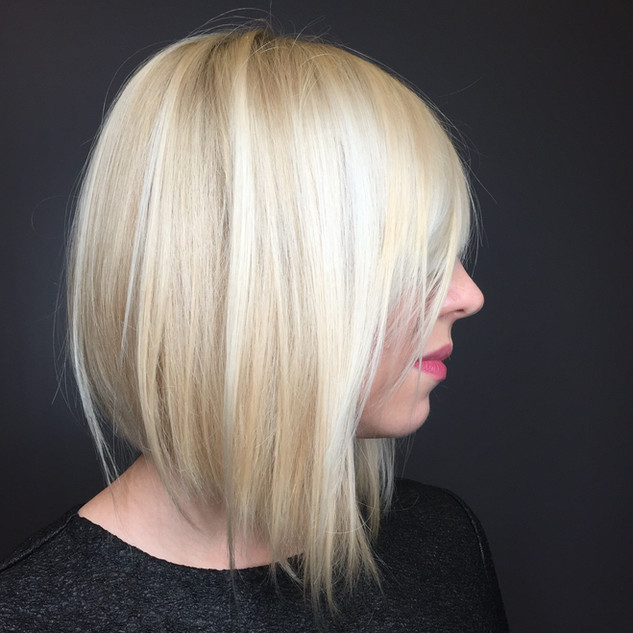 Edgy Blonde