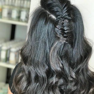 Pulled Braid w/ Volume and Waves