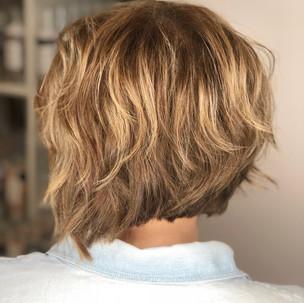 Bob for Wavy Hair