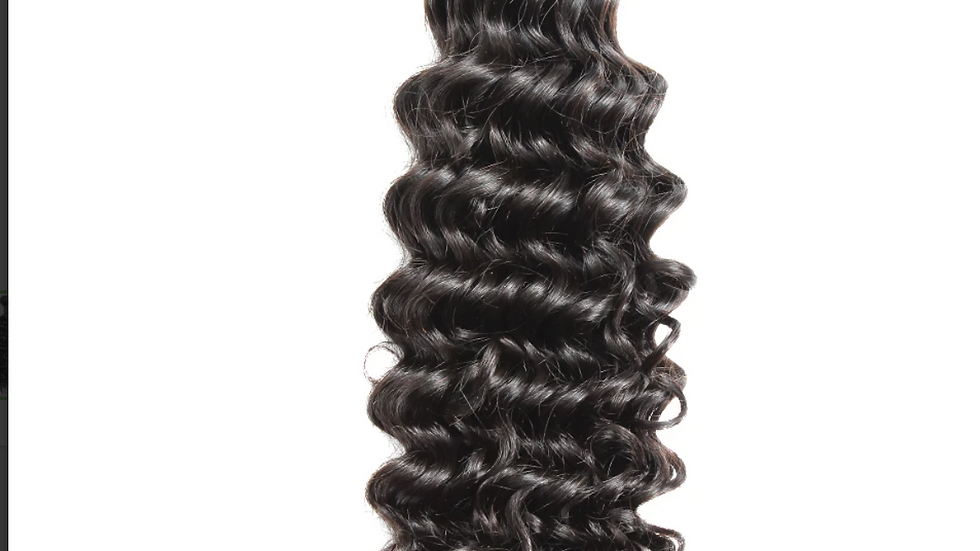 Deep Wave Virgin Hair Bundles