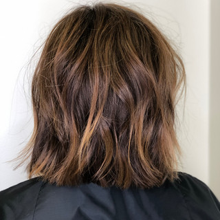 Chocolate Brown Gray Coverage