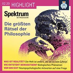 Hörbuch Spektrum der Wissenschaft - Highlight - Die größten Rätsel der Philosophie - gelesen von Marit Persiel