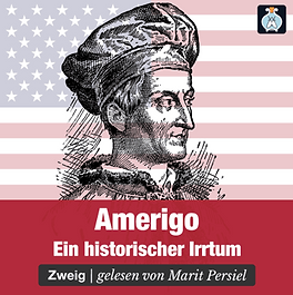 Hörbuch Amerigo von Stefan Zweig - gelesen von Marit Persiel