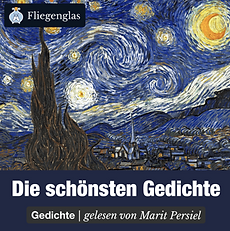 Die schönsten Gedichte - kostenfreies Hörbuch - gelesen von Marit Persiel