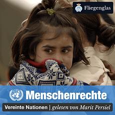 Hörbuch Menschenrechte gelesen von Marit Persiel