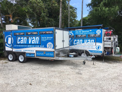 Can Van first and second versions.