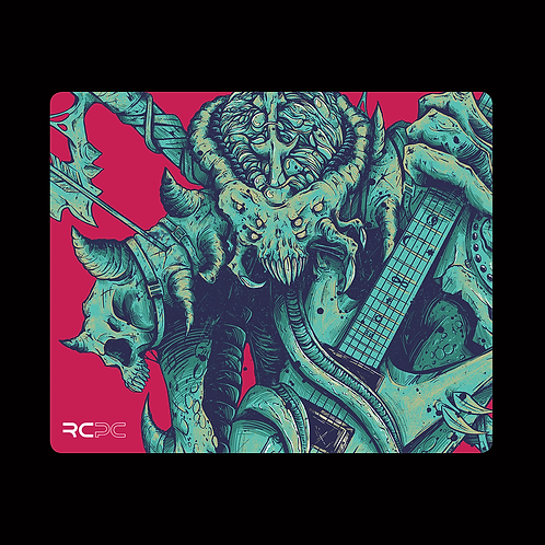 Axe Of Destiny Pink Mouse Pad