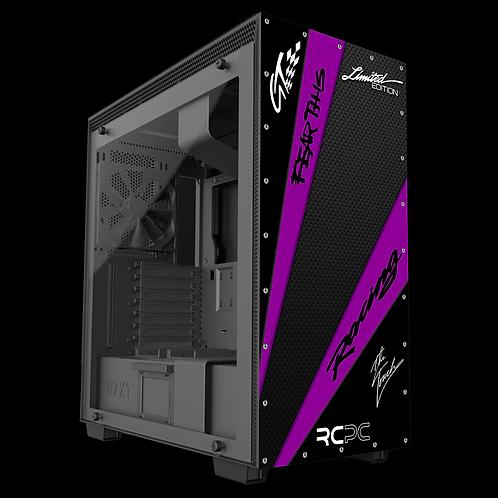 Purple-Carbon Fibre-Black GT Sport Wrap