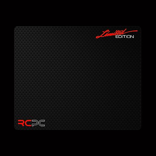 Red-White-Carbon Fibre GT Sport Mouse Pad
