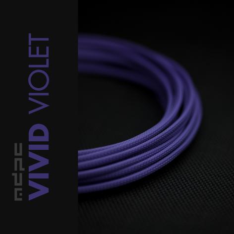 MDPC-X Vinid Violet HEX Code: #621ea4
