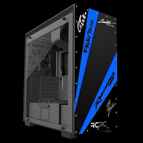 Blue-Carbon Fibre-Black GT Sport Wrap