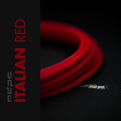 MDPC-X Italian Red HEX Code: #e01000