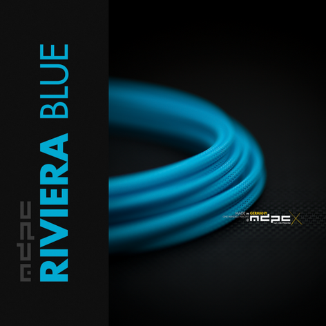 MDPC-X Riviera Blue HEX Code: #0084b8