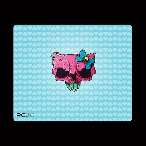 Hell-o' Kitty Mouse Pad