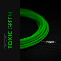 MDPC-X Toxic Green HEX Code: #00d601