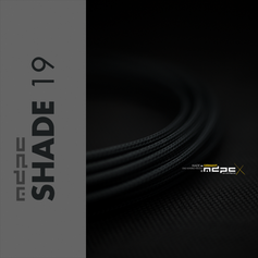 MDPC-X Shade-19 HEX Code: #242424