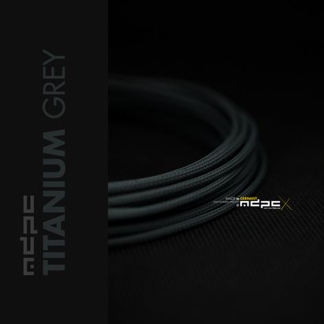 MDPC-X Titanium Grey HEX Code: #454545