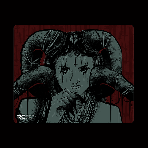 Blood Witch Mouse Pad