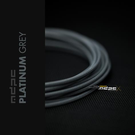 MDPC-X Platinum Grey HEX Code: #8f8f8f