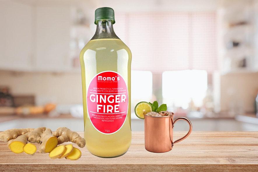 Ginger Fire 1Lt.