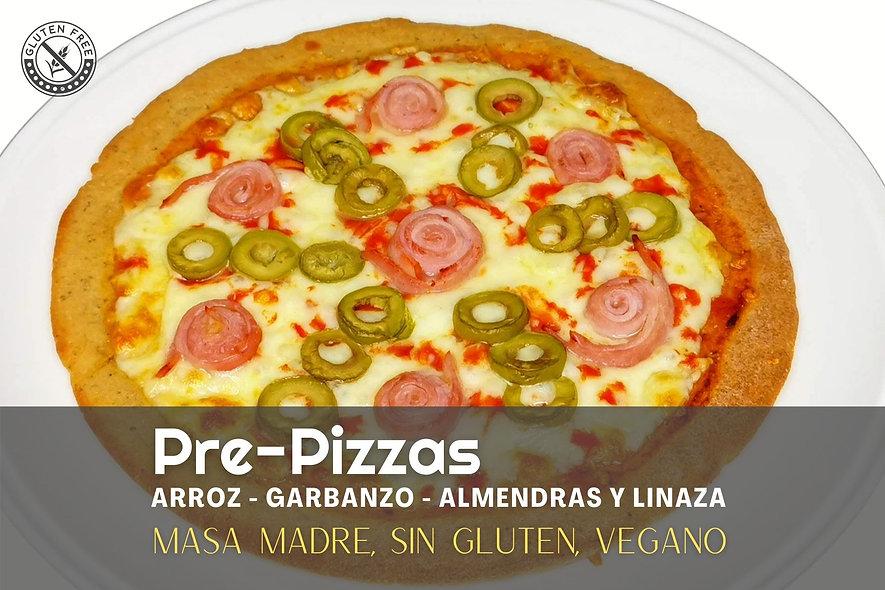 Pre-Pizzas congeladas