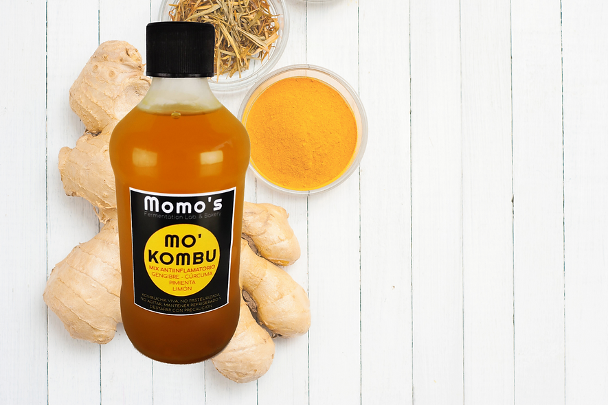 Mo' Kombu - Mix Antiinflamatorio 500ml